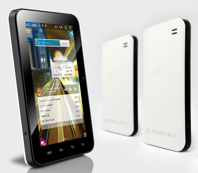 N5Zero Cheap Android Tablet