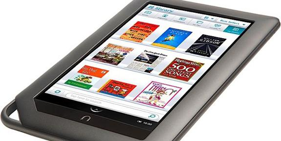 Nook Color Specs and Features