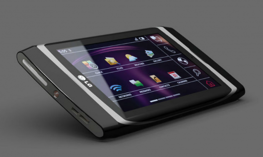 LG Switch Dual-Screen