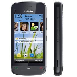Nokia C5-05 Specs