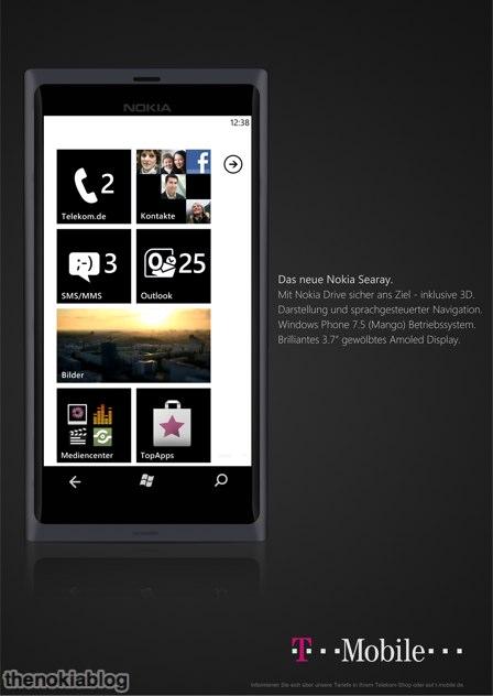 Nokia Sea Ray T-Mobile