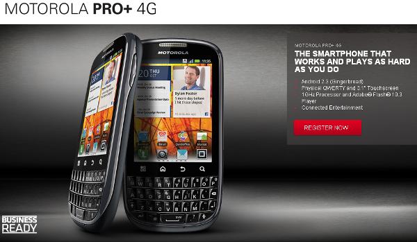 Pro+4G price