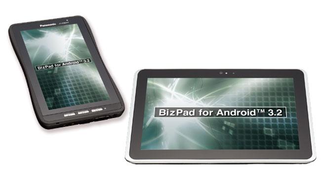 Panasonic BizPad Specs , Panasonic BizPad Honeycomb