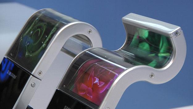 flexible screen tablets 2012