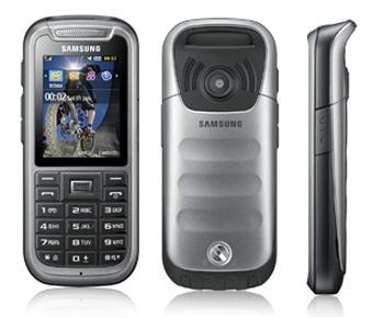 Samsung Xcover C3350 specs