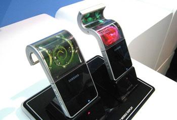 Flexible Smartphones 2012