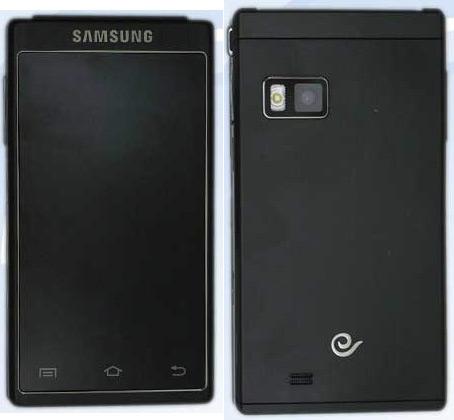 Samsung sch-W999 China