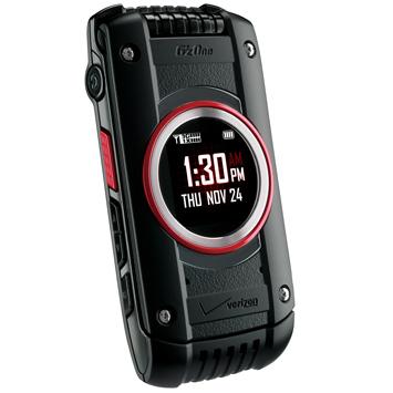 Casio G'zOne Ravine 2 Verizon Wireless