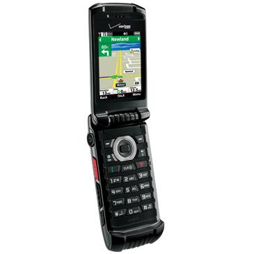 Casio G'zone Ravine 2 Verizon Rugged phone
