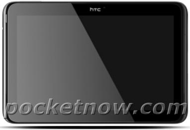 HTC Quad Core Tablet