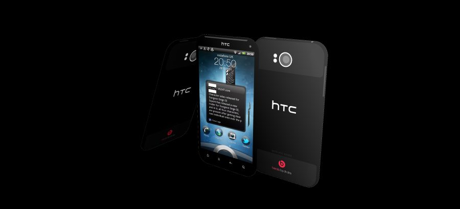 HTC Android 4.0 phone