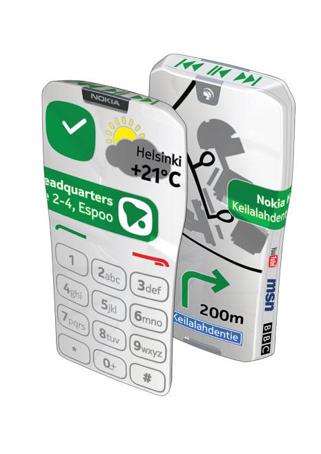 Nokia GEM Touchscreen concept