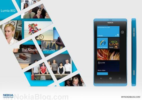 Lumia 802 specs