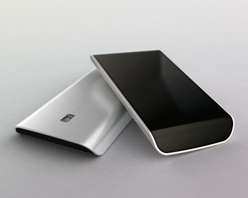 triple screen phone