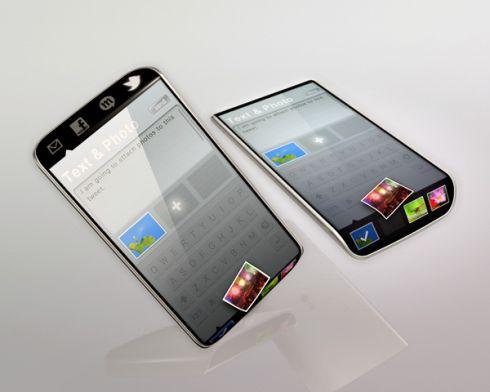 pallette smartphone design