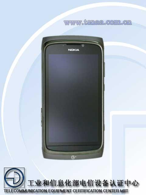 Nokia 801T China
