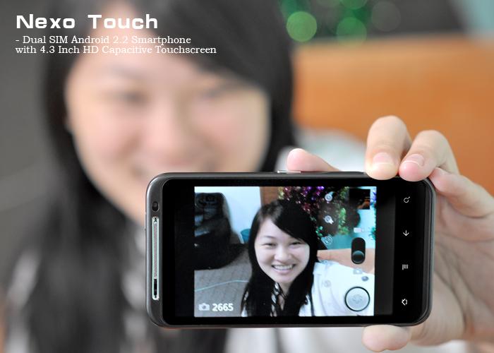 Nexo Touch China