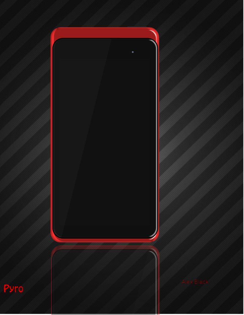HTC Pyro Quad Core Phone 2012
