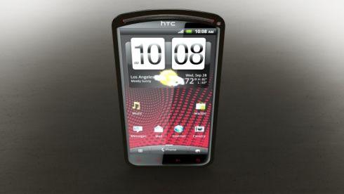 HTC ICS Phone