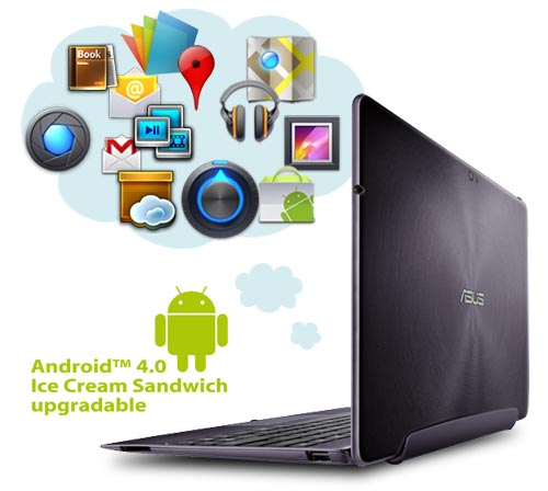 Android Tegra 3 Asus transformer prime
