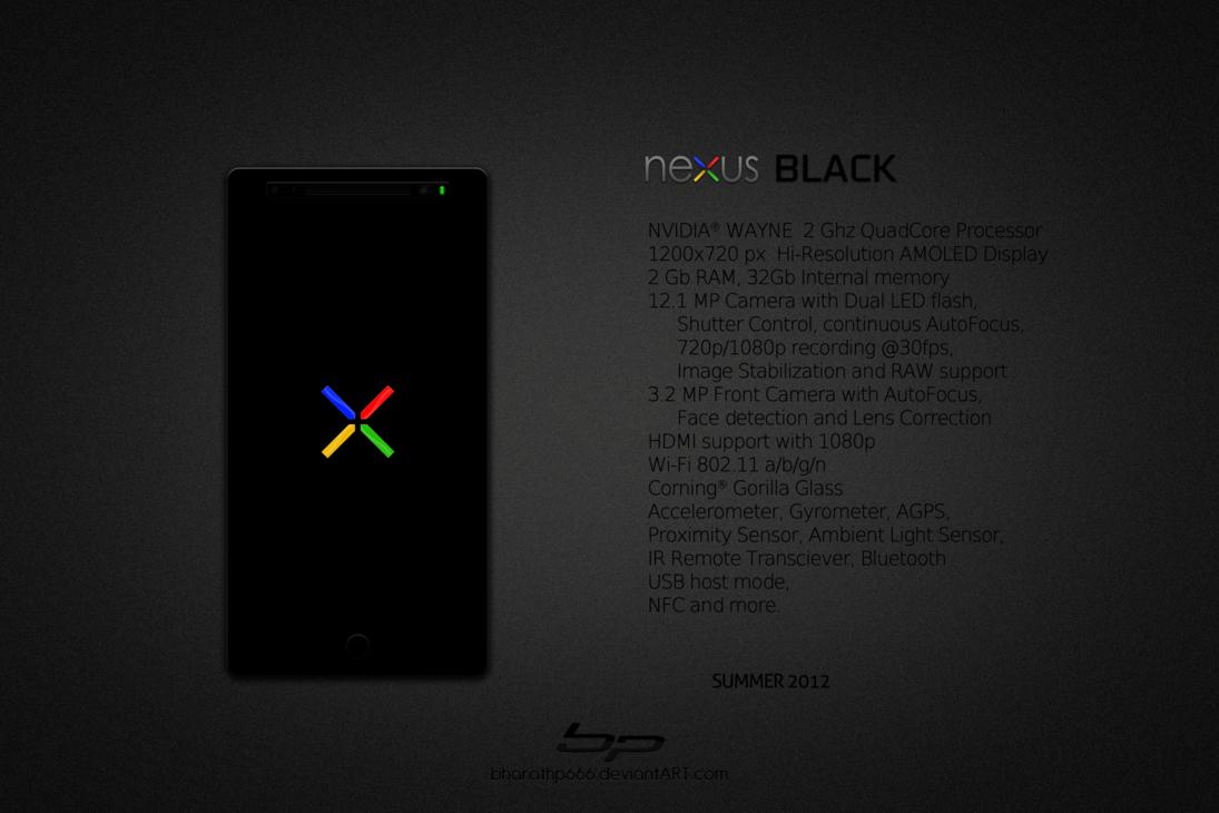 Nexus Black Concept