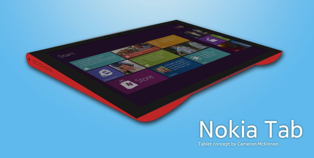 Nokia Tab Windows