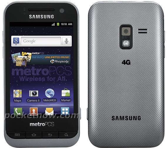 Samsung Tikal SCH-R940