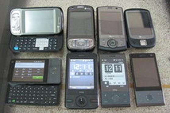 2012 HTC Phones