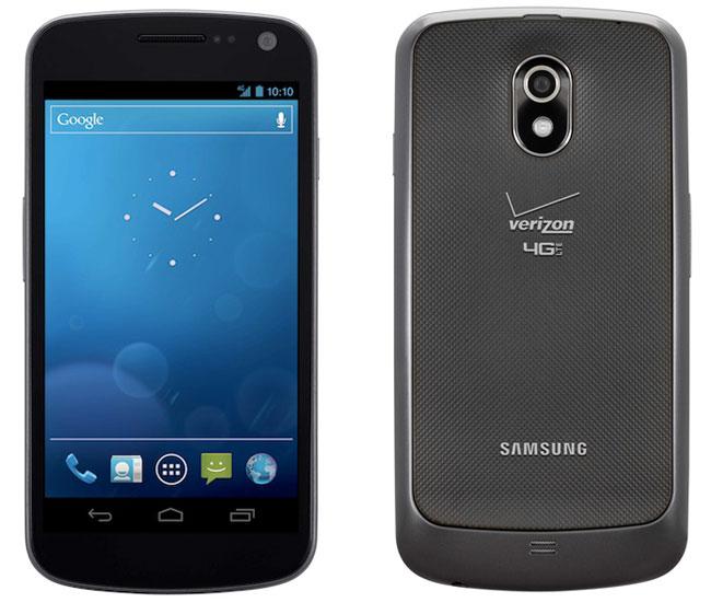 Galaxy Nexus Amazon