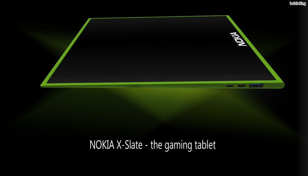 Nokia X Windows Slate