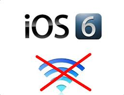 iOS 6 issues