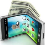 Apps like SquareUp and Google Wallet