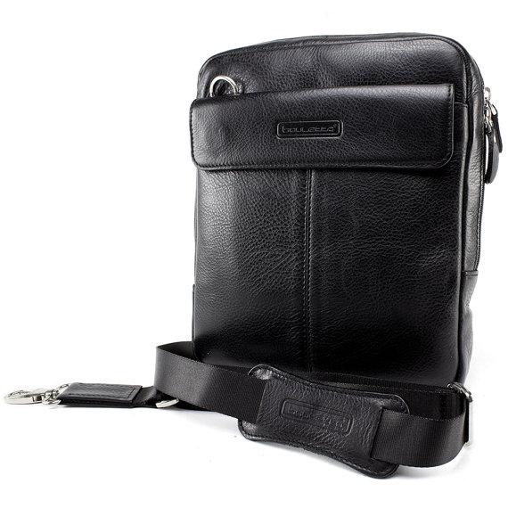 iPad Leather Messenger Bag