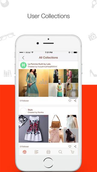 online shop on Kraftly