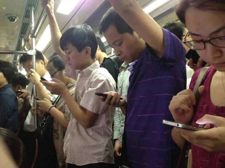 Chinese netizens