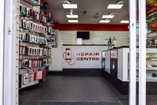 iMobile phone repair shop