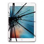 9.7 inch ipad pro broken screen