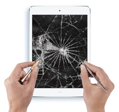 ipad pro screen repairs