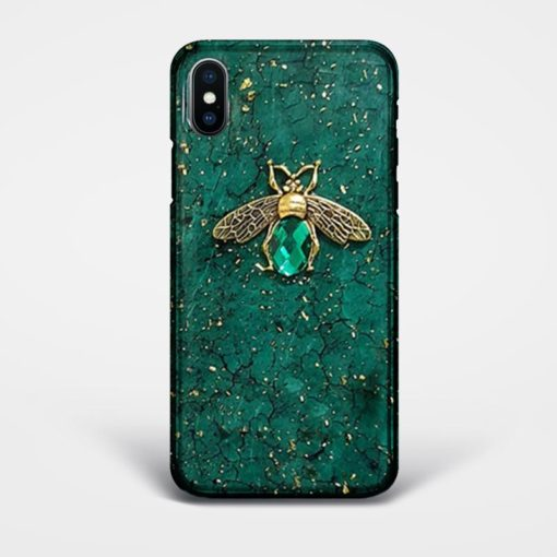 Bee Luxury iPhone Case from Caseface